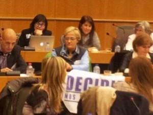 La AEN en el Parlamento Europeo