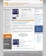 Nueva web AEN