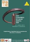 Contenidos del XXV Congreso AEN. Tenerife 2012