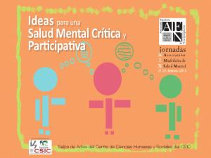 XIX Jornadas de la Asociación Madrileña de Salud Mental (21-02-2013)