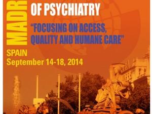 XVI Congreso Mundial de Psiquiatría (14-09-2014)